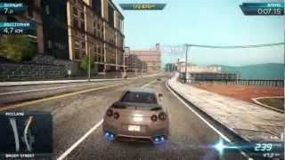 Need For Speed Most Wanted 2012 - PC gameplay