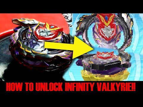how-to-unlock-infinity-valkyrie!-infinity-valkyrie-3ds-god-burst-gameplay