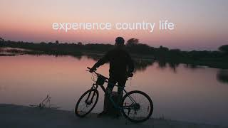 Cycle Rides at  Dev Shree