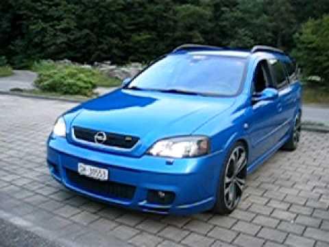 Mein Astra Opc Caravan Turbo