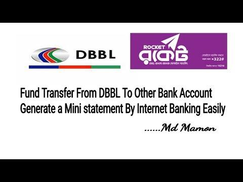 Dutch Bangla Bank Fund Transfer   DBBL Balance Transfer