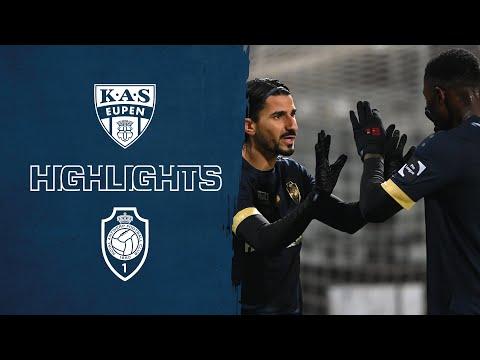 Eupen Antwerp Goals And Highlights