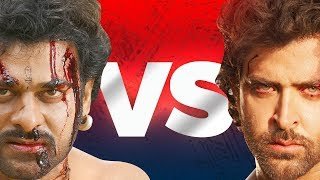 Comparison Between Hrithik Roshan And Prabhas | Hrithik Roshan V/S Prabhas | Star Battle
