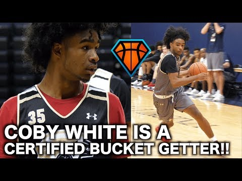 UNC Commit Coby White is a Certified BUCKET GETTER!! | NBPA Top100 Highlights