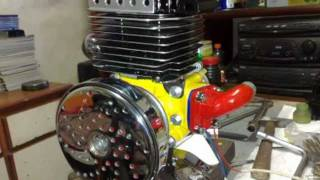 Moby do Sandro - Preparando o Motor pt 01