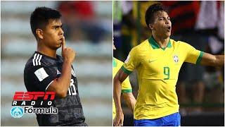 Final sub-17 México vs Brasil ¿Favorece al tri la presión en casa de los brasileños? | Radio Fórmula