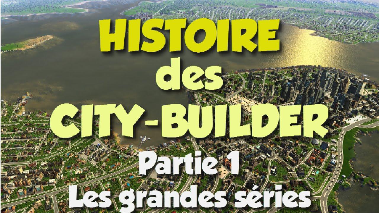 Chronique : Histoire des City-Builder - Partie 1