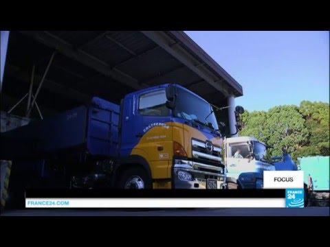 Nhật: Hậu Fukushima,  công nghệ than sạch lên ngôi