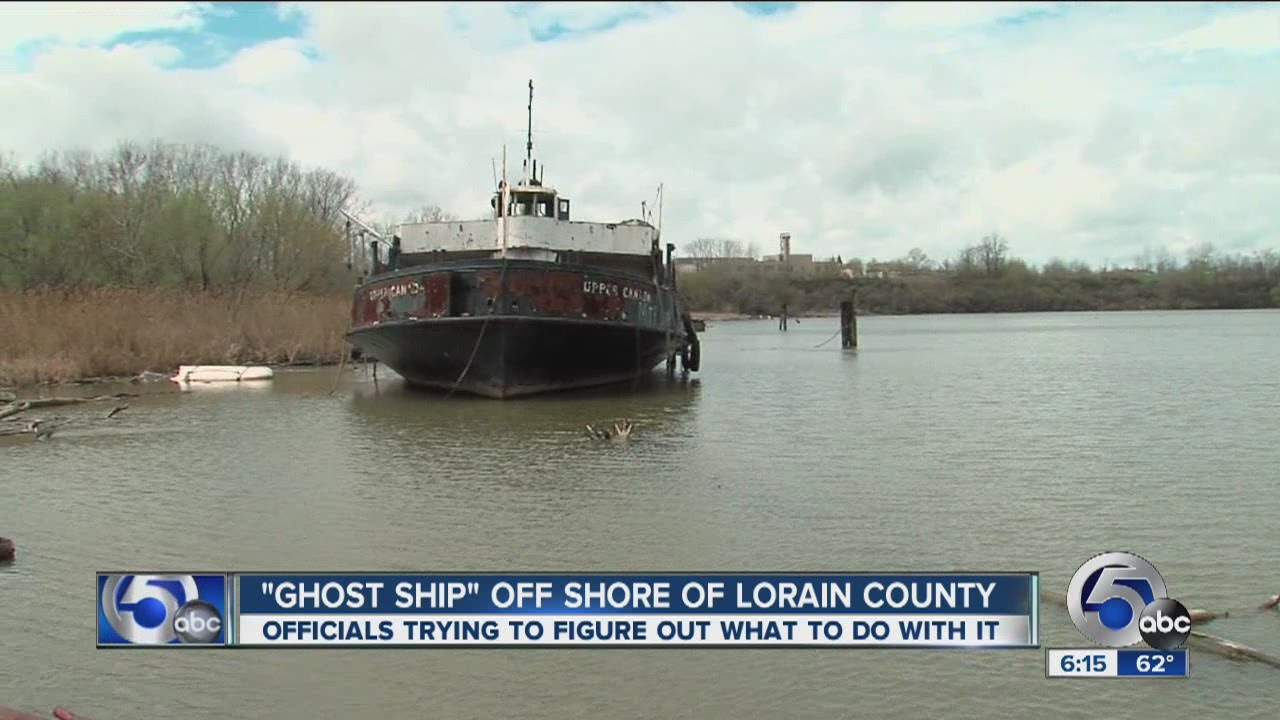 Ghost Ship Ohio Png
