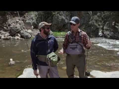 Backpacker Magazine Shares Fly Fishing Tips In Estes Park