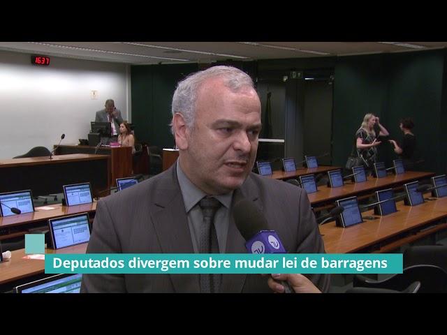 Comissão sobre Brumadinho discute licenciamento ambiental - 26/02/19