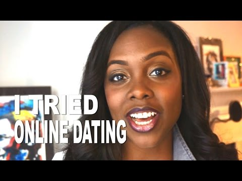 DATING IN DC | I TRIED ONLINE DATING