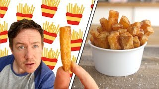 BEST homemade chips / fries recipe EVER!