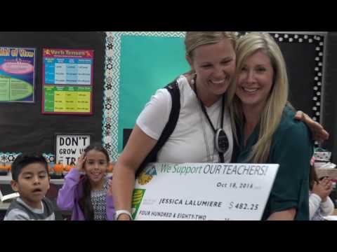 Bright Ideas Teacher Grants