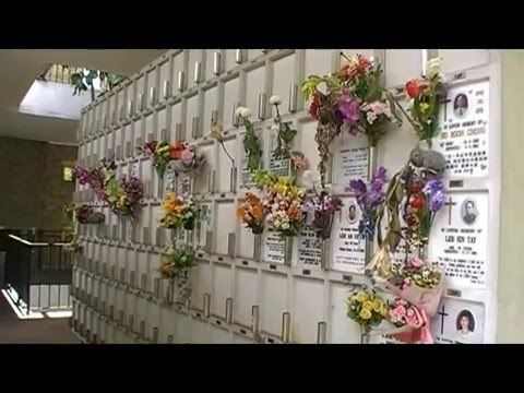 THE GARDEN OF REMEMBRANCE ( SINGAPORE )