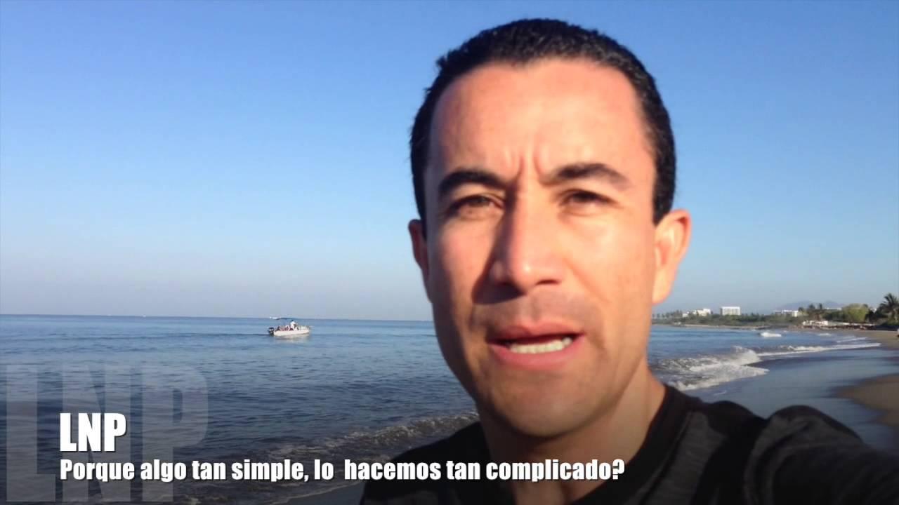 287 Porque algo tan Simple lo hacemos tan complicado ? por Luis R Landeros