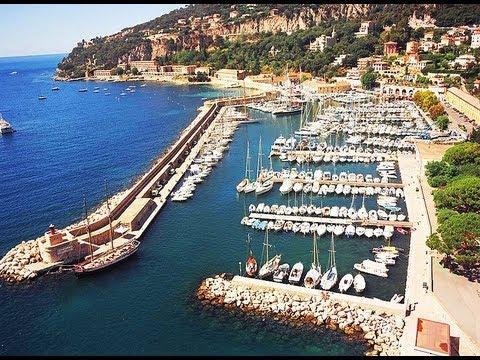 Villefranche sur mer la darse youtube - Port de la darse villefranche sur mer ...