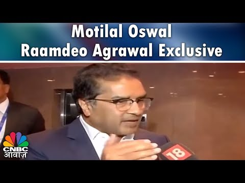 Joint MD at Motilal Oswal Raamdeo Agrawal Exclusive | CNBC A