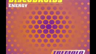 Discodroids - Energy [Moonman remix]