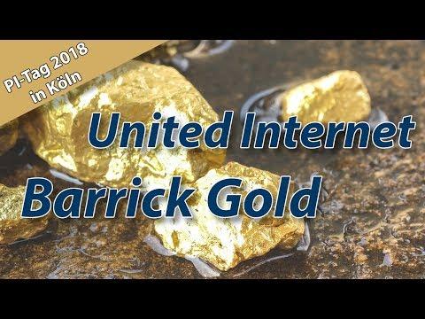 Florian König analysiert Barrick Gold und United Internet