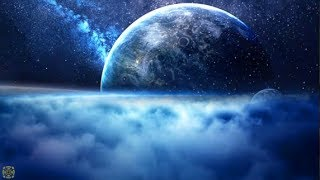 Fall Asleep Faster Peaceful Relaxing Music, Deep Sleep Music Outer Space