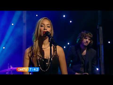 Leona Lewis - I Got You - Live on GMTV