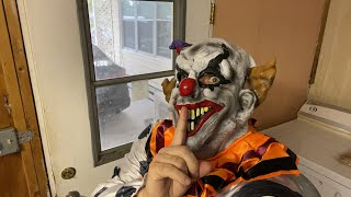 Special Visit & Ghost Hunting @ Clown Cottage #2021-9