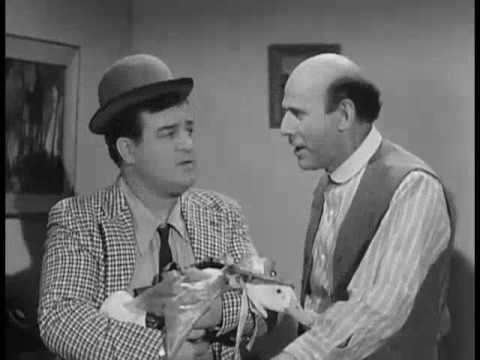 The Abbott and Costello Show Season 1 Episode 9