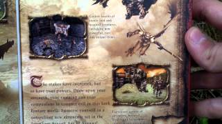 Dungeon Siege II Unboxing (PC) ENGLISH