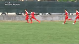 Zenith Audax-Lastrigiana 0-2 Eccellenza Girone B
