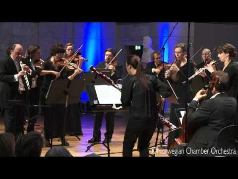 J. S. Bach: Orchestral Suite No. 1 in C major, BWV 1066, 7. Passepied 1 & 2