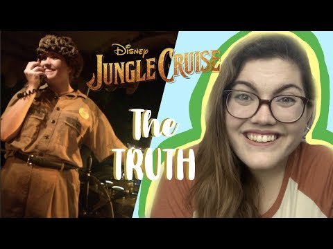 The TRUTH About JUNGLE CRUISE SKIPPERS! Disney Cast Member Confessions!
