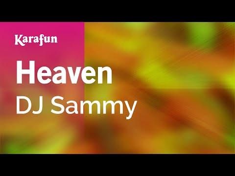 Karaoke Heaven - DJ Sammy *
