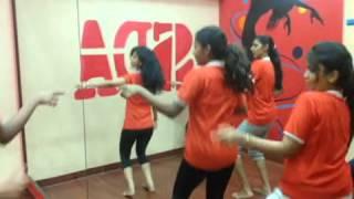 piya tu and hungama ho gaya ( Sparkx dance academy)