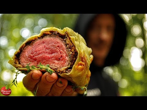 BEST BEEF WELLINGTON (Bushcraft) - ALL TIME WINNER!