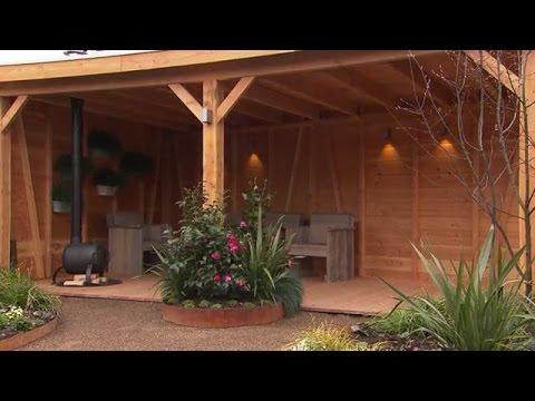 Onze eigen achtertuin ziet het licht eigen huis tuin for Bouwtekening veranda eigen huis en tuin