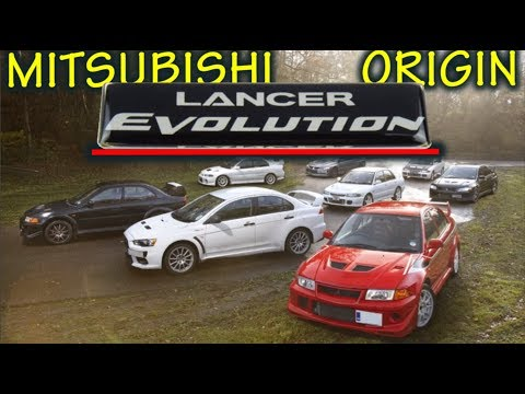 ★ Mitsubishi Lancer Evolution History : Everything YOU need to know! ★