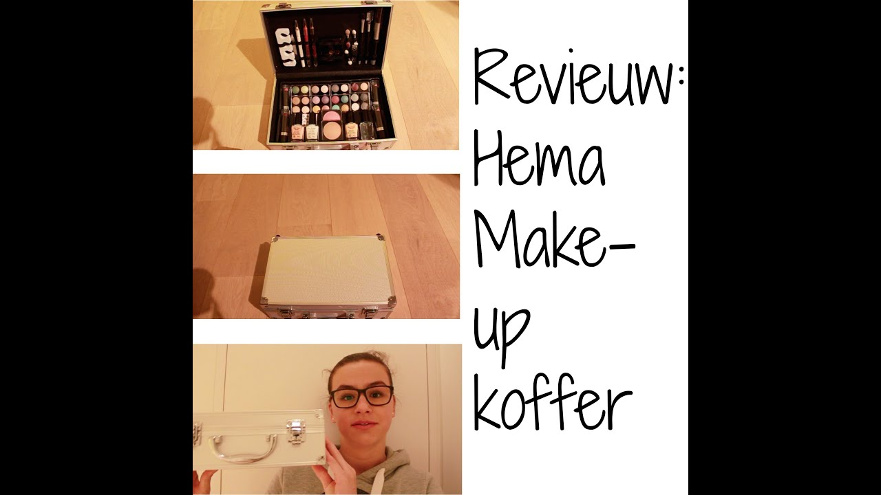 review hema make up koffer youtube. Black Bedroom Furniture Sets. Home Design Ideas