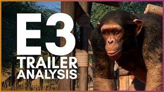 🦁 E3 Trailer Analysis   Planet Zoo Update