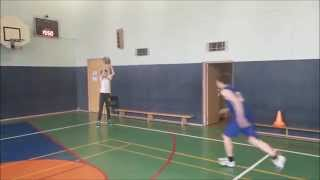 Сидорчук Ж.И. Тема баскетбол. Урок №1