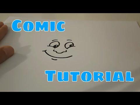 Pinguin Zeichnen Fur Kinder Cartoon Pinguin Malen Lernen Comic