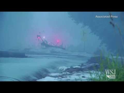Heavy Rains, Flash Floods Hit Boulder, Colorado