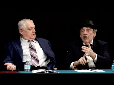"""""""The Stain of Treason"""" (Part 3) Charlie Chaplin and Roy Cohn"""