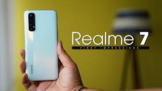 Realme 7 (8GB) Review Videos