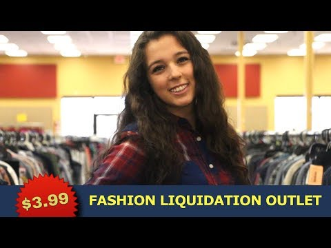 Fashion Liquidation Outlet Discount Clothing - Tempe AZ