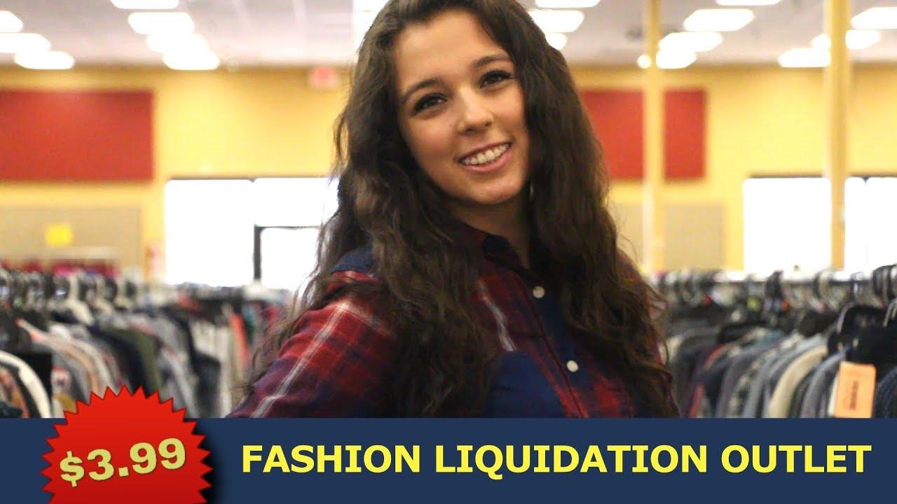 2e7a245c9789 Fashion Liquidation Outlet Discount Clothing - Tempe AZ - YouTube