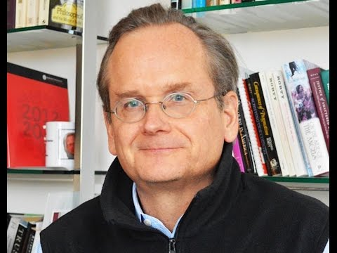 Lawrence Lessig Announces He