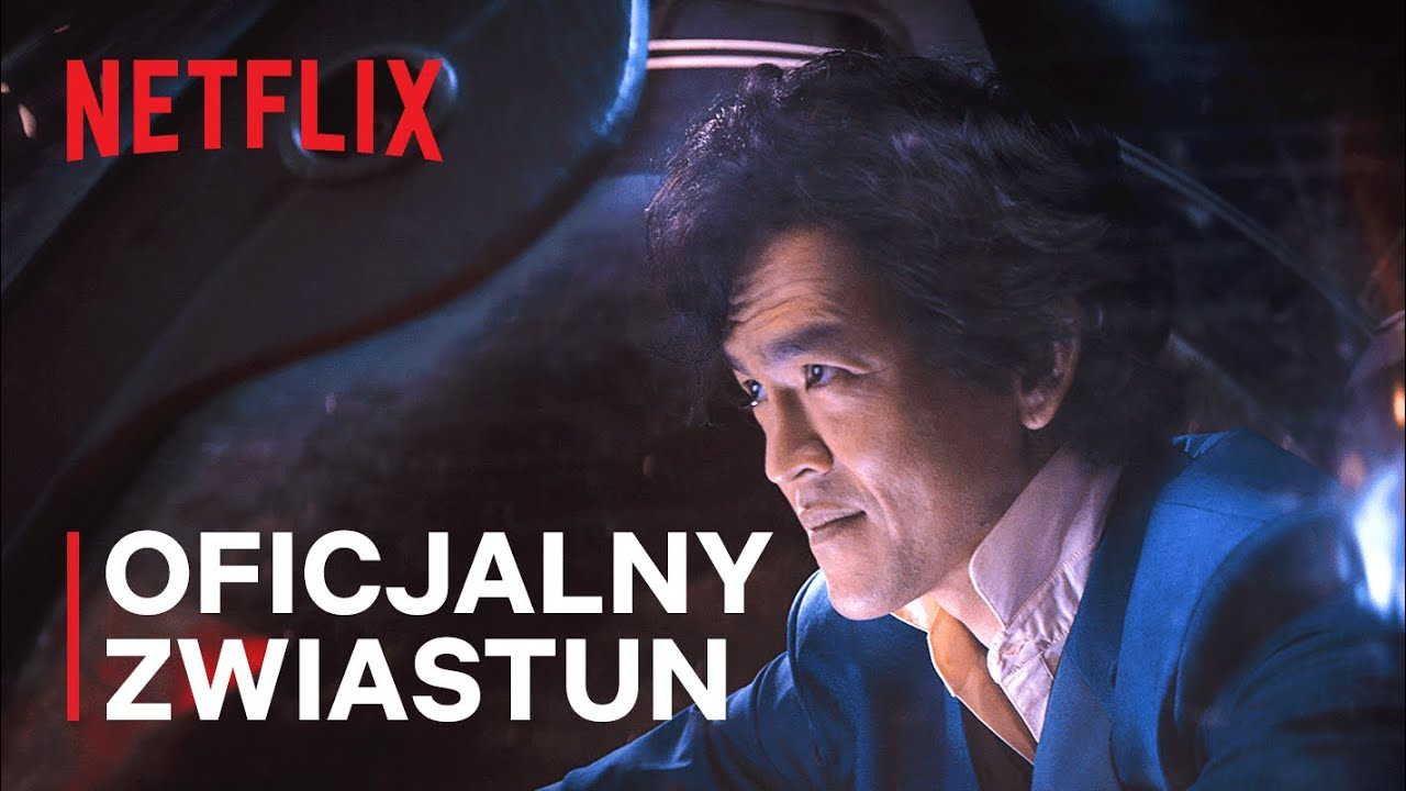 Cowboy Bebop   Oficjalny zwiastun   Netflix