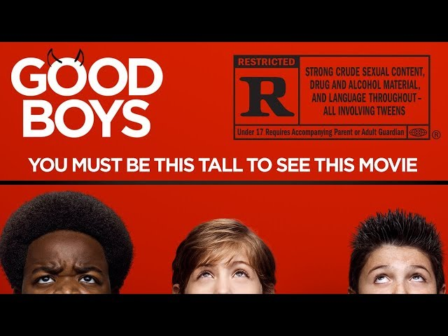 Good Boys - Official Red Band Trailer