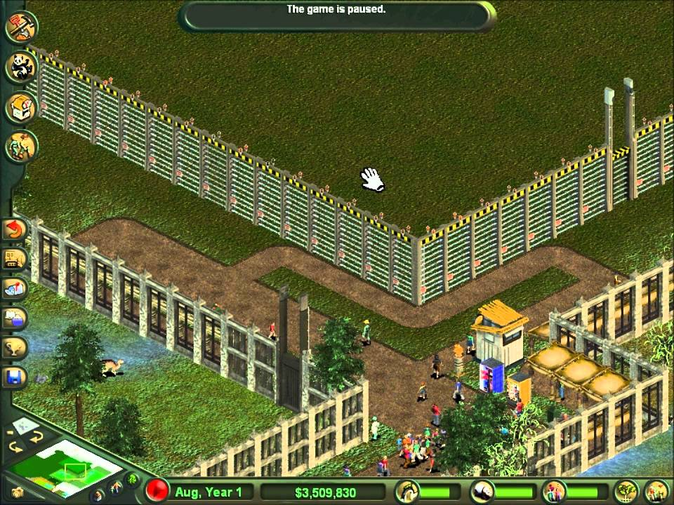 Zoo tycoon dino